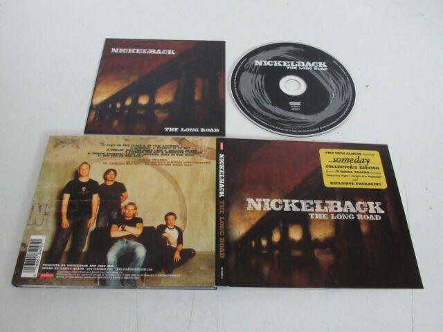 Nickelback / The Long Road (Roadrunner RR : 8400-5) CD Álbum