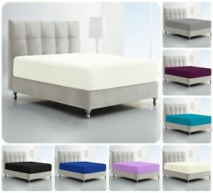 12-034-30CM-DEEP-FITTED-SHEET-200TC-HOTEL-QUALITY-100-EGYPTIAN-COTTON-BED-SHEETS