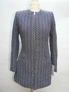 Zara-Frock-Coat-Textured-Size-S-M-RRP-69-99