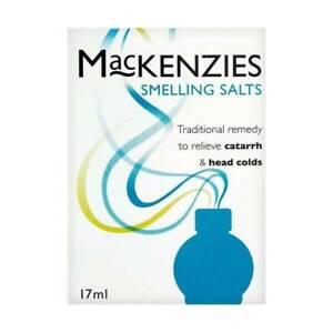 Mackenzies Smelling Salts 17ml