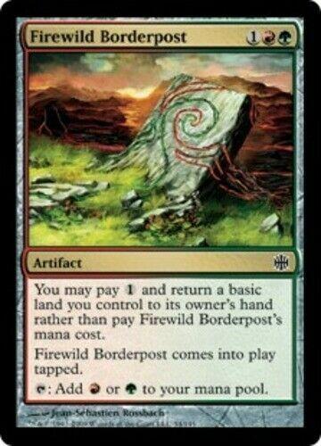 Firewild Borderpost ALARA REBORN Magic Mtg NEAR MINT