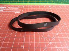 2 Drive Belts To Fit Vax U86-PM-BE U86PMBE Hoover Belt #6160 First Class Post