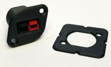 Carbon Composite Panel Mount Adapter For Anderson Powerpole Pp15 Pp30 Pp45
