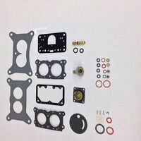 (3)holley 2300 2 Barrel Carburetor Kit 1961-1966 Ford 289-352-390-406 3 Carb Set