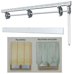 Ricambi Per Tende A Pacchetto.Dettagli Su Bastone Sistema Tende Pacchetto Con Catenella Emmebi At430f Scorritenda Profilo
