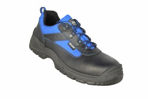Santos trrix NEW S2 SRC Safety Shoes Work Shoes Flat Black B-Ware