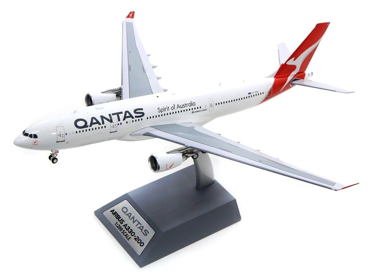Involo 200 If332qfa0319 1200 Qantas Airautobus A330200 VhEbn con Supporto