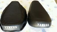 Yamaha Dt125 Replacement Seat Cover(pleat Style) 1974 Model (55)