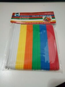 50-Palos-de-goma-eva-palitos-de-colores-para-manualidades-114x10-mm