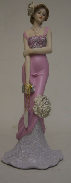 Gatsby Girls, Vintage Rose and Broadway Belles Vintage Lady Figurines by Juliana