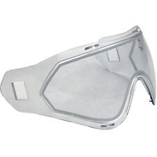 Sly Profit Goggle Mask Thermal Anti-Fog Paintball Replacement Lens - Clear