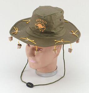 Australian-Hat-With-Corks-Aussie-Cricket-Theme-Crocodile-Dundee-Fancy-Dress