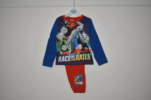 Boys Official Thomas The Tank Engine  Pyjamas 12 months  up to 5 years