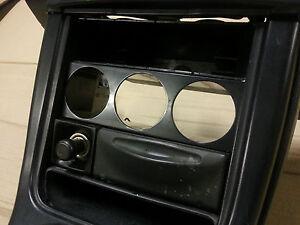Subaru Impreza V1 V2 DIN Pod Rack Headunit Gauge Holder 52mm Pod Panel Unit Dash