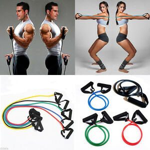 Body-Exercise-Latex-Resistance-Band-Tube-Workout-Gym-Chest-Expander-Fitness-Tool