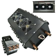 garden tractor cab hot water heater 12 volt fan ship for