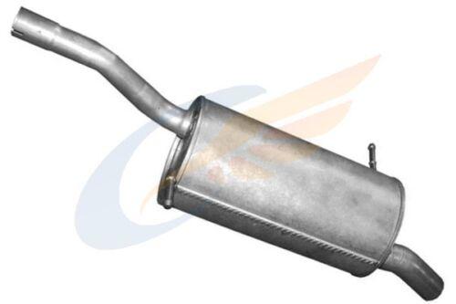 PEUGEOT PARTNER 2 II 1.6 HDi 2008-2015 Exhaust Rear Silencer