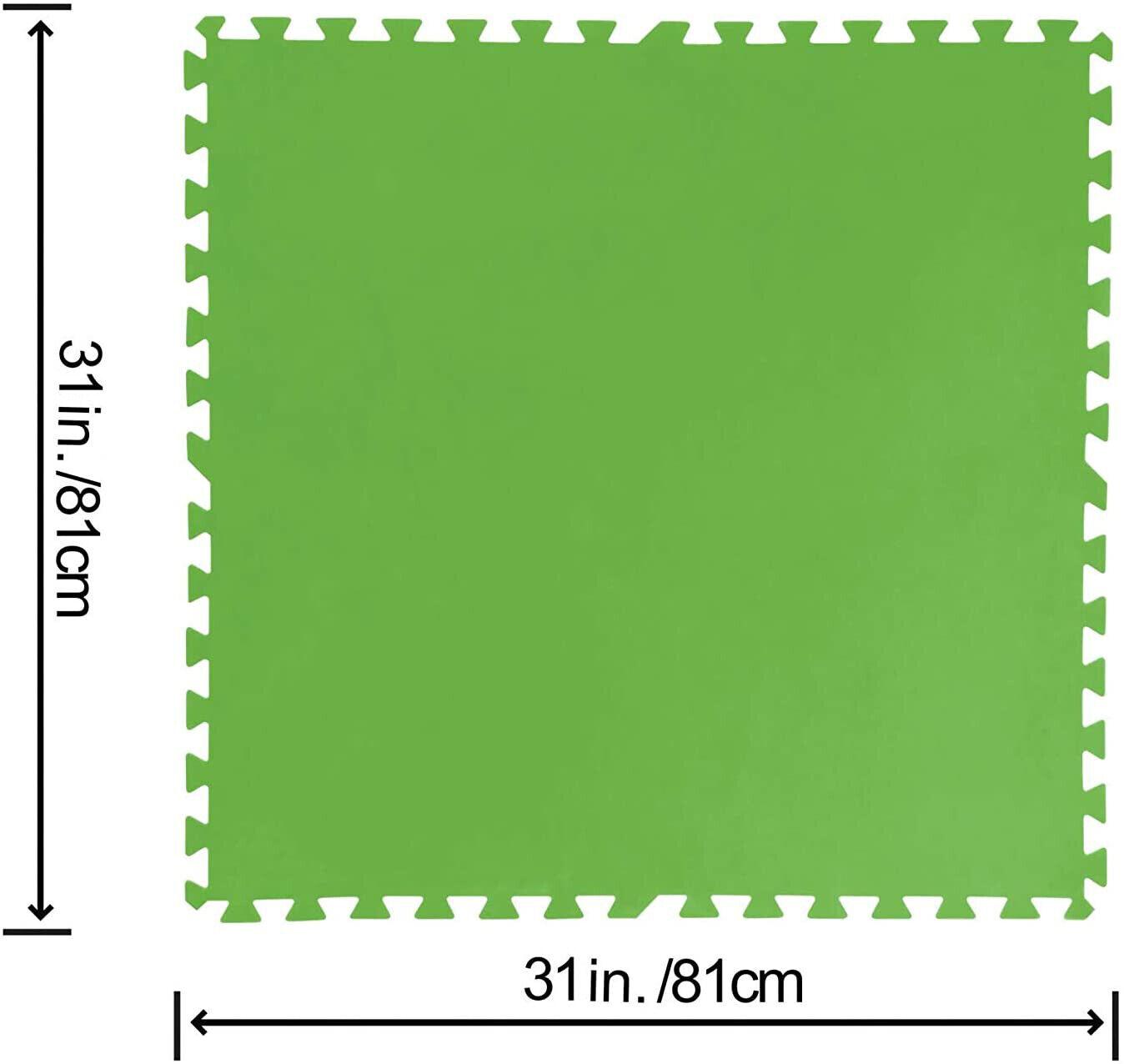 Bestway Lay Z Spa Pool and Spa Green Floor Protector - 9 of 31
