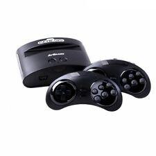 Sega Genesis Classic Game Console w/ 80 Built-in Games & 2 Wireless Controllers
