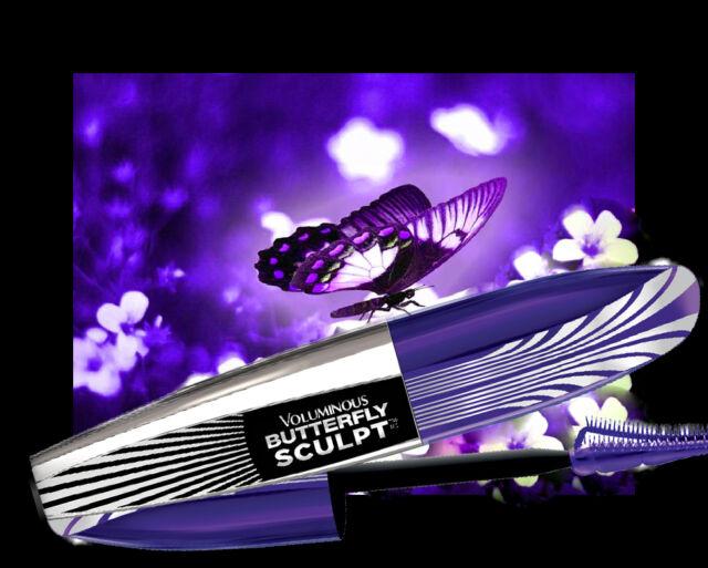 221ceb4796b L'Oréal Paris Voluminous Butterfly Sculpt Waterproof Mascara ...