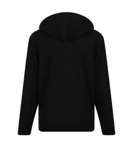 Hoodie Moschino Logo Underwear Zip Men's Tape Black EwrTpqwXx