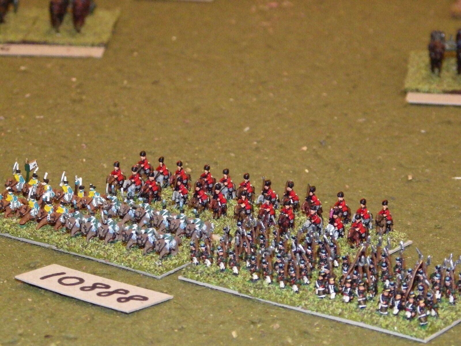 6mm napoleonic   russian - battle group - inf (10888)