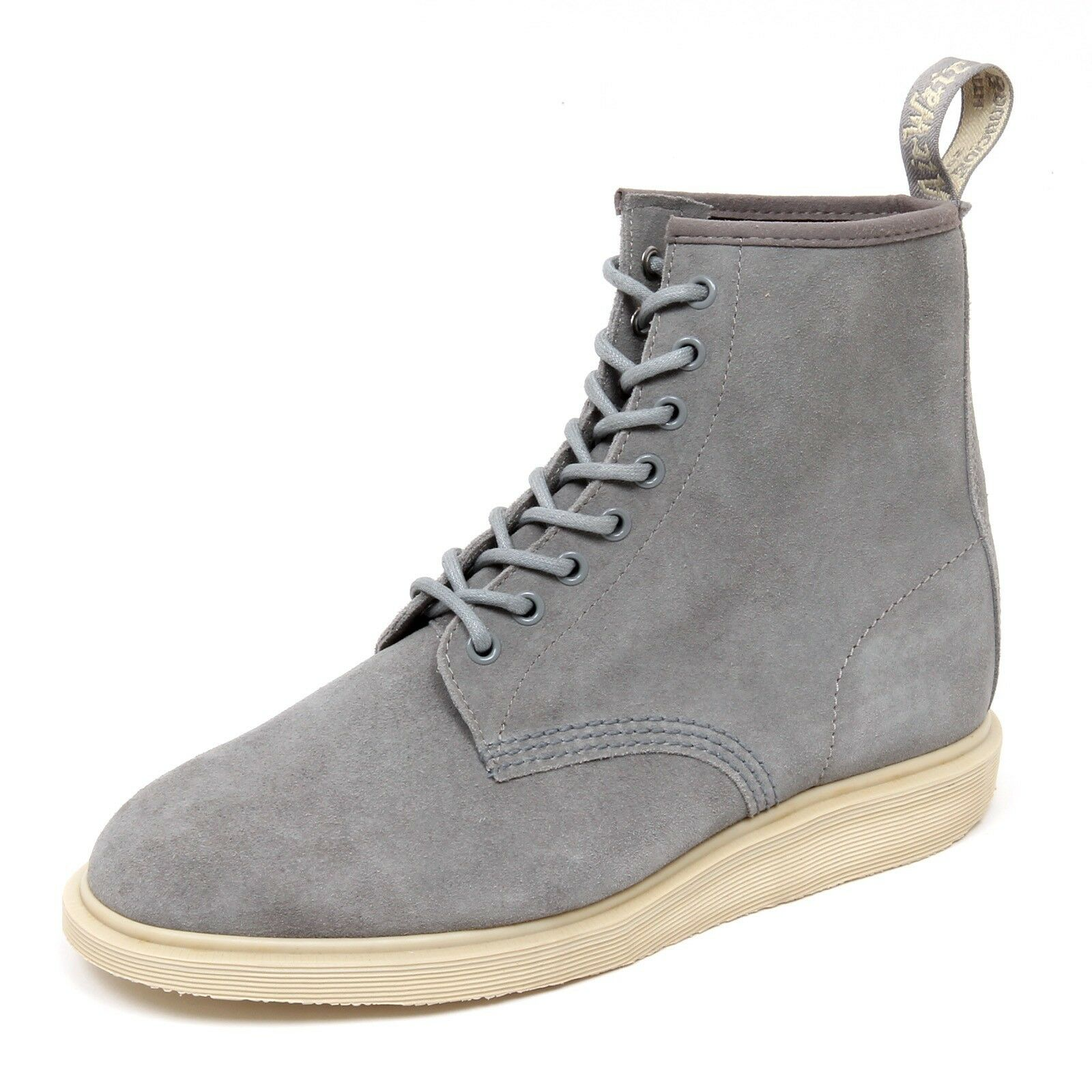 D3136 (without box) sneaker uomo DR. man MARTENS WHITON grigio shoe man DR. 8258a3
