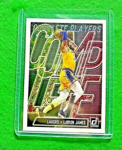 LEBRON-JAMES-COMPLETE-PLAYERS-CARD-LOS-ANGELES-LAKERS-2019-20-DONRUSS-BASKETBALL
