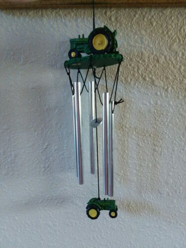 JOHN DEERE Tractor wind chime NEW