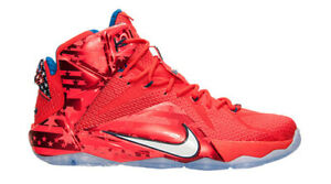 Nike Lebron 12 XII Size 12 Independence