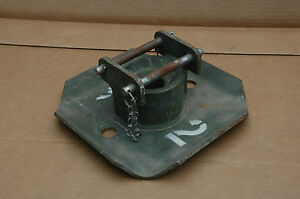 shoe, jack support outriggers/Gro<wbr/>ve Crane/HEMTT M977 2540-01-514-66<wbr/>62(1PR)