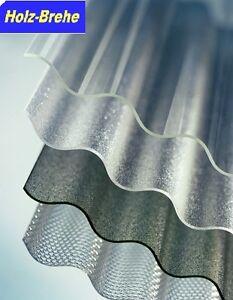Details Zu Lichtplatten Wellplatten Plexiglas Resist 3 Mm Acryl