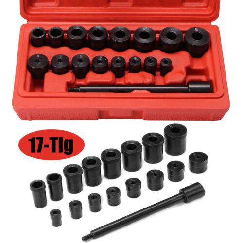 Auto Kupplung Zentriersatz Zentrierdorn zentrieren 17tlg Zentrier Werkzeug Set