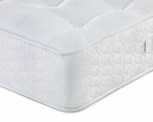 4ft-Double-Divan-Luxury-With-Extra-Firm-039-TOPAZ-039-Mattress-100-Cheapest-on-eBay