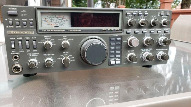 Kenwood Ts2000 Radio Transceiver For Sale Online Ebay