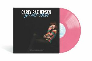 CARLY-RAE-JEPSEN-EMOTION-LIMITED-EDITION-OPAQUE-PINK-VINYL-LP-12-034-RARE