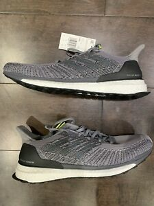 Adidas-Solar-Boost-ST-19-Men-039-s-Running-Shoes-Grey-Size-9-5-New-F34094