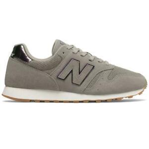 New-Balance-WL-373-Damen-Sneaker-Leder-Schuhe-Turnschuhe-Sportschuhe