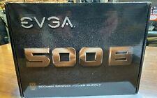 EVGA 100-B1-0500-KR 80 PLUS Bronze 500W ATX Power Supply