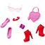 Barbie-Delfin-Magic-Fashion-Accessory-Set-estilos-surtidos miniatura 21