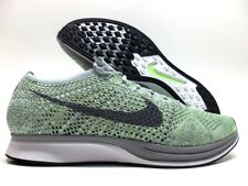 5bdf53c1878d item 7 NIKE FLYKNIT RACER WHITE COOL GREY-GHOST GREEN SIZE MEN S 8  526628- 103  -NIKE FLYKNIT RACER WHITE COOL GREY-GHOST GREEN SIZE MEN S 8  526628- 103