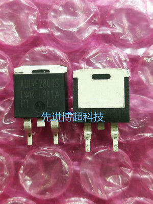 10 International Rectifier Vishay IRF740S 400V 10A Power MOSFETs D2PAK TO-263