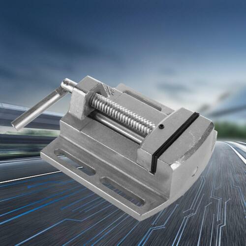 "2.5/"" Miniature Bench étau en aluminium table pince Plate pince Drill Press Vice SD"