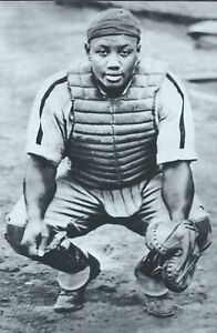 Negro-League-Josh-Gibson-PHOTO-Homestead-Grays-Baseball-Team-Greatest-Hitter