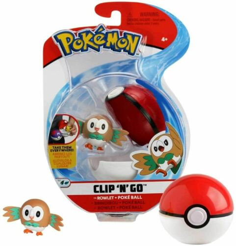 Pokemon Clip N Go Neu Ovp Auswahl Ihr Lieblings