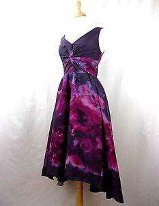 NWT-99-Lela-Rose-Watercolor-Spring-2-Pockets-Tutu-Cocktail-Dress-Women-4-S