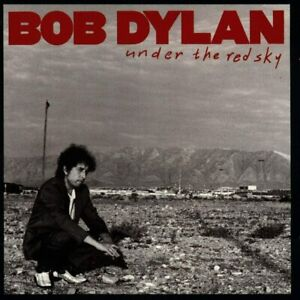 NEW-CD-Album-Bob-Dylan-Under-The-Red-Sky-Mini-LP-Style-Case