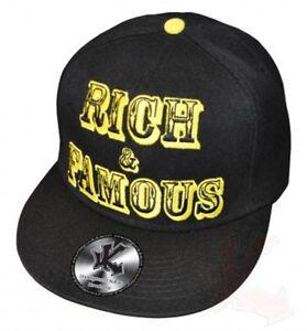 Celeb Pack  2 x Underground Kulture Snapback Caps - Twerk   Rich ... 6a7e9a93cf8