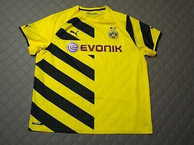 XXL-3XL BVB Borussia Dortmund Bademantel grau Gr