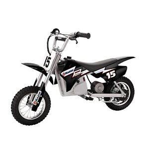Razor-MX400-Dirt-Rocket-24V-Electric-Toy-Motocross-Motorcycle-Dirt-Bike-Black